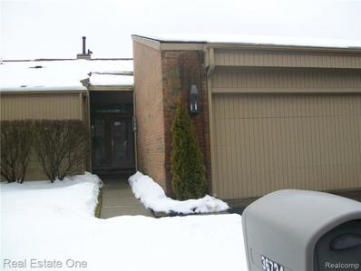 36724 Tanglewood Ln UNIT 9 20, Farmington Hills, MI 48331 - MLS#: 21414423