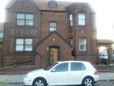 2055 Vinewood, Detroit, MI 48216 - MLS#: 21415698