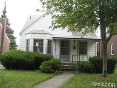 11910 Rossiter St, Detroit, MI 48224 - MLS#: 21415833