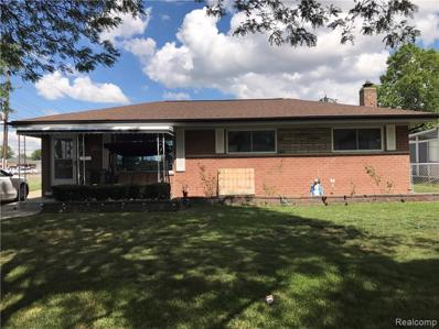 32960 Oakview Dr, Warren, MI 48092 - MLS#: 21416142