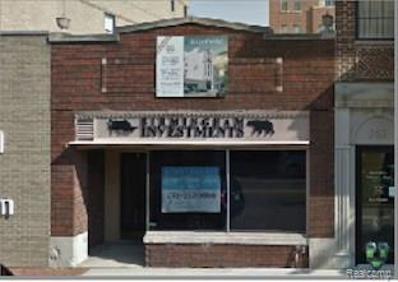361 E Maple Rd, Birmingham, MI 48009 - MLS#: 21416523
