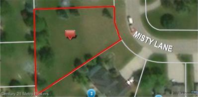 Misty Ln, Davison, MI 48423 - MLS#: 21417412