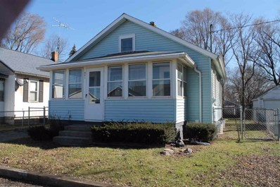 531 Barrett Ave, Jackson, MI 49202 - MLS#: 21417557
