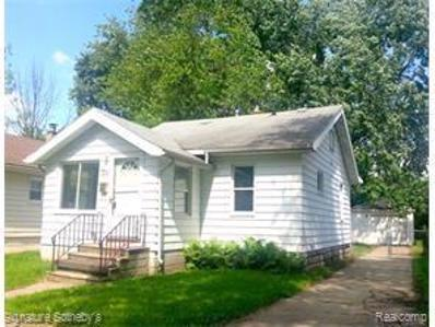 2138 Leitch, Ferndale, MI 48220 - MLS#: 21417963