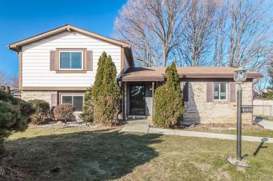 42731 Walker St, Clinton Township, MI 48038 - MLS#: 21418885