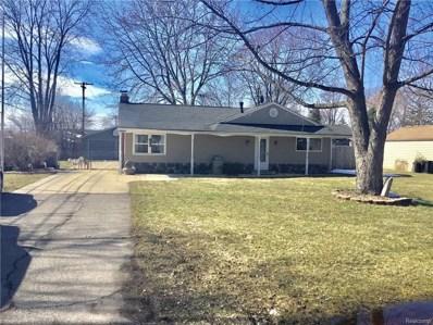 37071 Farley St, Clinton Township, MI 48036 - MLS#: 21419331