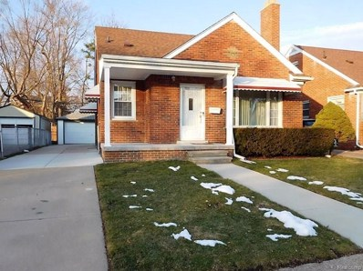15066 White Ave, Allen Park, MI 48101 - MLS#: 21419601