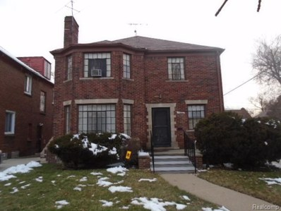 18517 Northlawn St, Detroit, MI 48221 - MLS#: 21419653