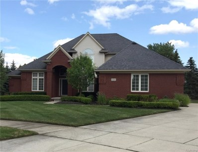 54064 Cambridge Drive, Shelby Twp, MI 48315 - MLS#: 21419796