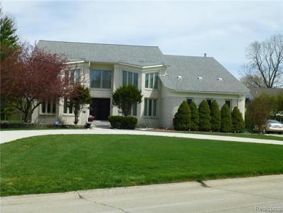 1615 Shaker Heights Dr, Bloomfield Hills, MI 48304 - MLS#: 21419885