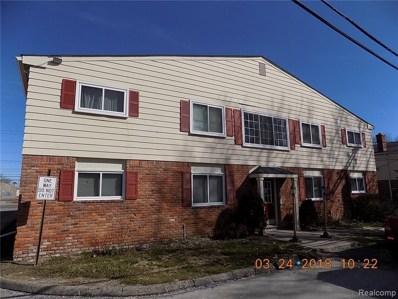 813 W Maple Rd UNIT 1, 5, Clawson, MI 48017 - MLS#: 21420284