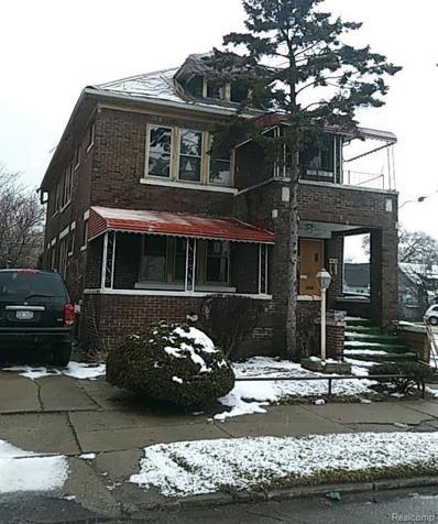 9415 McQuade St, Detroit, MI 48206 - MLS#: 21420712