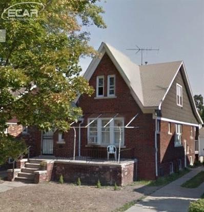 5768 Whittier, Detroit, MI 48224 - MLS#: 21421793