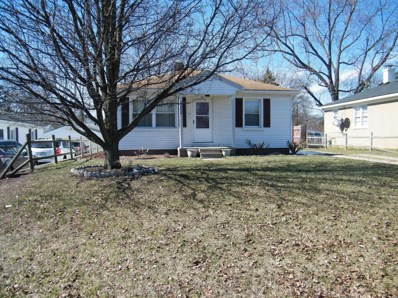 208 Oregon St, Ypsilanti, MI 48198 - MLS#: 21421897
