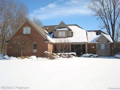 3027 Painted Dr, Howell, MI 48843 - MLS#: 21421917