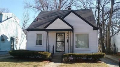 19720 Westbrook St, Detroit, MI 48219 - MLS#: 21422571