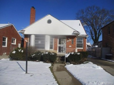 8590 Littlefield St, Detroit, MI 48228 - MLS#: 21422936