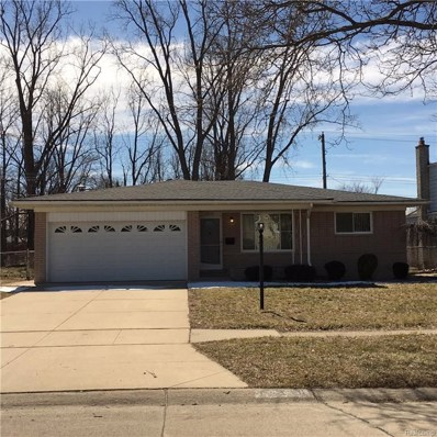 12236 El Camino Dr, Sterling Heights, MI 48312 - MLS#: 21423902