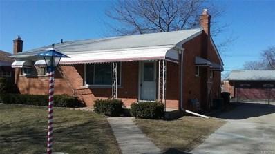 3419 Dolores Ave, Warren, MI 48091 - MLS#: 21424102