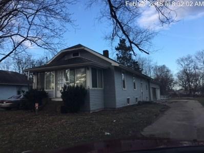 1232 Lamoine Ave, Jackson, MI 49203 - MLS#: 21424193