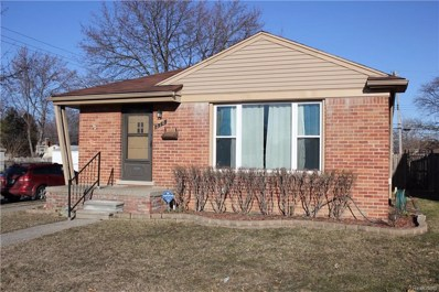 270 Cardwell St, Garden City, MI 48135 - MLS#: 21424224
