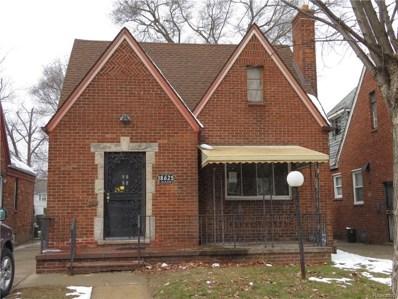 18625 Monica St, Detroit, MI 48221 - MLS#: 21424227