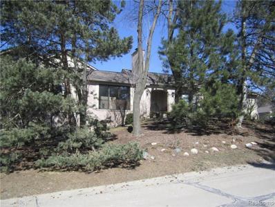 1119 Meadowglen Crt, Bloomfield Hills, MI 48304 - MLS#: 21424249
