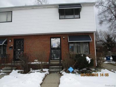 8605 Pembroke Ave, Detroit, MI 48221 - MLS#: 21424383