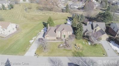 1334 Arbor Creek Dr, Rochester Hills, MI 48306 - MLS#: 21424912