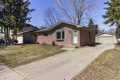 39734 Deepwood St, Canton, MI 48188 - MLS#: 21425069