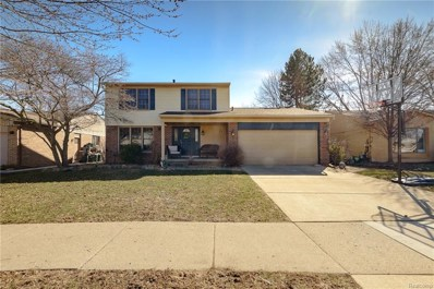 289 Kings Way, Canton, MI 48188 - MLS#: 21425997