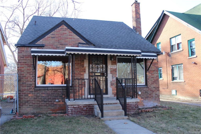 12859 Mansfield St, Detroit, MI 48227 - MLS#: 21426357