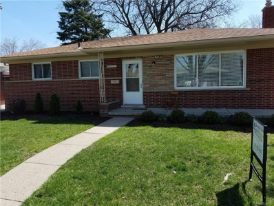 26460 Roan Ave, Warren, MI 48089 - MLS#: 21426530