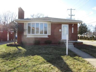 3902 Tulane St, Dearborn Heights, MI 48125 - MLS#: 21426711
