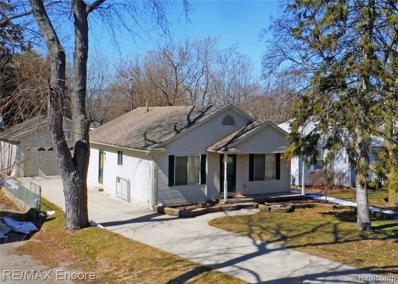 1811 Orchid St, Waterford, MI 48328 - MLS#: 21426891