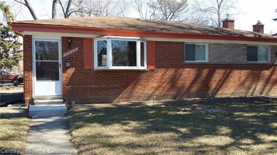 24344 Cunningham Ave, Warren, MI 48091 - MLS#: 21427561