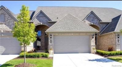 5689 Knob Hill Circle UNIT Unit#79>, Clarkston, MI 48348 - MLS#: 21428117