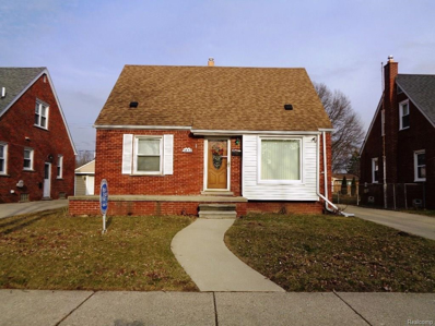 1834 Robindale Ave, Dearborn, MI 48128 - MLS#: 21428466