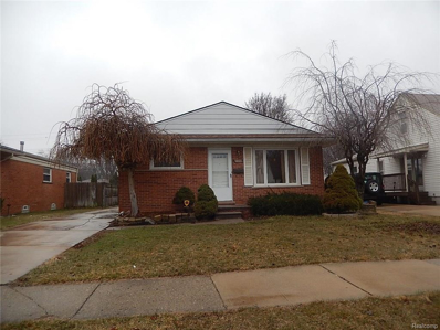 7049 Norborne Ave, Dearborn Heights, MI 48127 - MLS#: 21428507