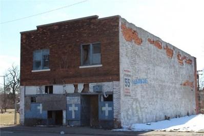 8333 Linwood St, Detroit, MI 48206 - MLS#: 21428527