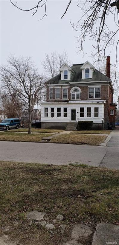 558 Marston St, Detroit, MI 48202 - MLS#: 21429393