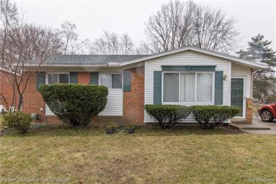 22204 N Brandon St, Farmington Hills, MI 48336 - MLS#: 21429414