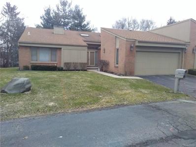 36830 Tanglewood Ln, Farmington Hills, MI 48331 - MLS#: 21429837