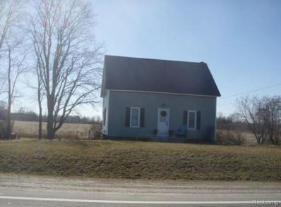 5580 Peck Rd, Croswell, MI 48422 - MLS#: 21429921