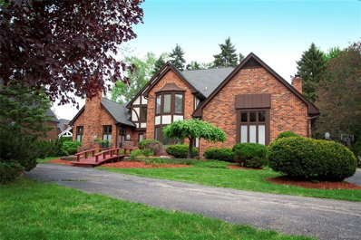 2533 Norwood Rd, Bloomfield Hills, MI 48302 - MLS#: 21430048