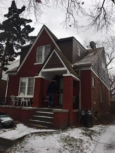 16809 Woodingham Dr, Detroit, MI 48221 - MLS#: 21430291