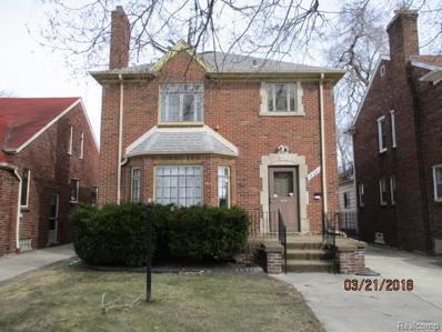 18680 Monica St, Detroit, MI 48221 - MLS#: 21430915