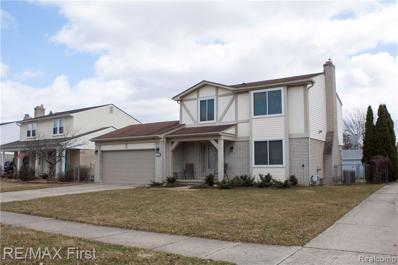 12738 Windsor Crt, Sterling Heights, MI 48313 - MLS#: 21430948