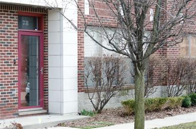 78 W Bethune St UNIT Unit#38>, Detroit, MI 48202 - MLS#: 21431198