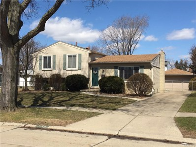 11929 Canterbury Dr, Sterling Heights, MI 48312 - MLS#: 21431209